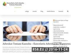 Miniaturka domeny tkaszuba.pl