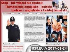 Miniaturka domeny www.tlumacz-angielski.com.pl