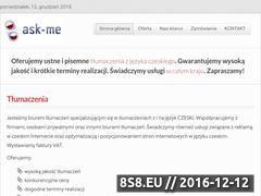 Miniaturka domeny www.tlumacz-czeski.pl