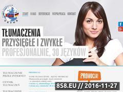 Miniaturka domeny tlumaczenia-przysiegle.com.pl