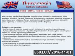 Miniaturka domeny www.tlumaczenia-przysiegle.za.pl