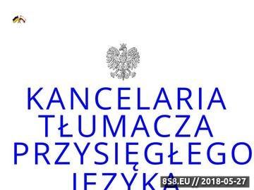 Zrzut strony Tłumacz symultaniczny rosyjskiego i ukraińskiego