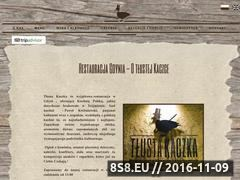 Miniaturka domeny www.tlustakaczka.pl
