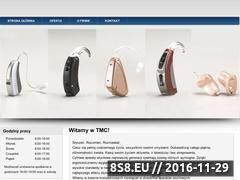Miniaturka domeny www.tmc.pl
