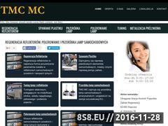 Miniaturka domeny www.tmcmc.pl