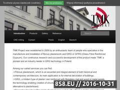 Miniaturka domeny tmkprojekt.pl