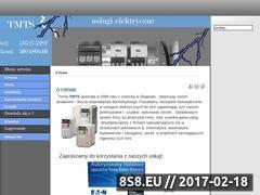 Miniaturka domeny tmts.pl