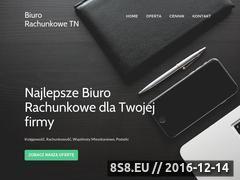 Miniaturka domeny tnrachunki.pl
