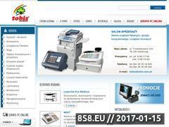 Miniaturka domeny tobis.com.pl