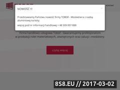 Miniaturka domeny tobof.pl