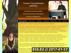 Miniaturka domeny www.toczydlowska.eu