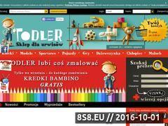 Miniaturka domeny www.todler.pl