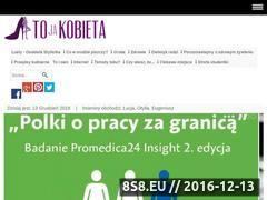 Miniaturka domeny tojakobieta.pl