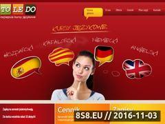 Miniaturka domeny toledo-jezykiobce.pl