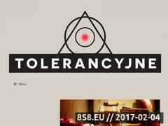 Miniaturka domeny tolerancyjne.pl