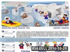 Miniaturka domeny www.tolo.com.pl
