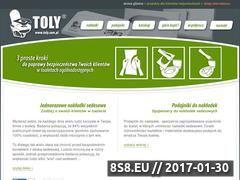 Miniaturka domeny toly.com.pl