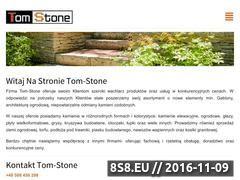 Miniaturka domeny www.tom-stone.com.pl