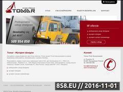 Miniaturka domeny www.tomardzwig.pl