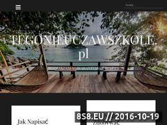 Miniaturka domeny tomaszpietrzak.pl