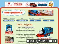 Miniaturka domeny tomek-i-przyjaciele.pl