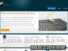 Miniaturka domeny www.tonerownia.pl