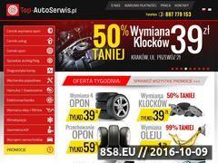 Miniaturka domeny top-autoserwis.pl