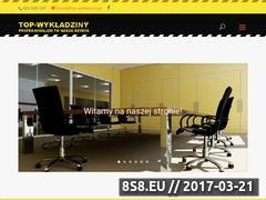 Miniaturka domeny www.top-wykladziny.pl