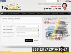Miniaturka domeny topcars24.pl