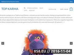 Miniaturka domeny topkarma.pl