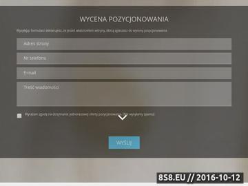 Zrzut strony Pozycjonowanie Białystok