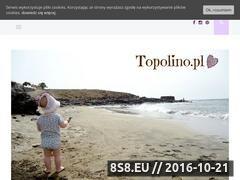 Miniaturka domeny www.topolino.pl