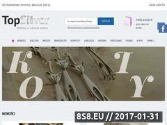 Miniaturka domeny topsilver.pl