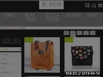 Zrzut strony Modne torebki handmade z filcu