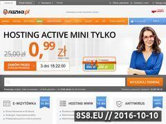 Miniaturka domeny www.torty-urodzinowe.pl