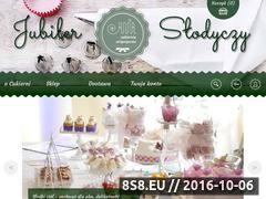 Miniaturka domeny www.tortydladzieci.pl