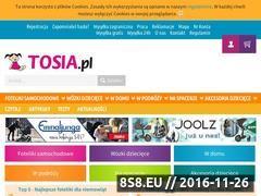 Miniaturka domeny tosia.pl