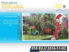 Miniaturka domeny toskania-karwia.pl