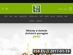 Miniaturka domeny totupierogi.pl