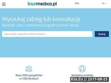 Zrzut strony Turystyka medyczna