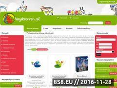 Miniaturka domeny toysheaven.pl