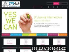 Miniaturka domeny www.tpsdruk.pl