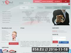 Miniaturka domeny www.tqmtc.pl