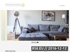 Miniaturka domeny traczewskadesign.pl