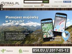 Miniaturka domeny trail.pl