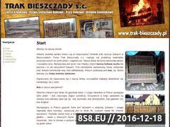 Miniaturka domeny trak-bieszczady.pl