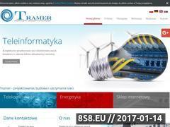 Miniaturka domeny tramer.com.pl