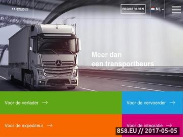 Zrzut strony Giełda transportowa