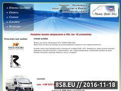 Miniaturka domeny www.transeuropol.pl