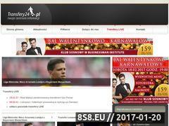 Miniaturka domeny www.transfery24.pl